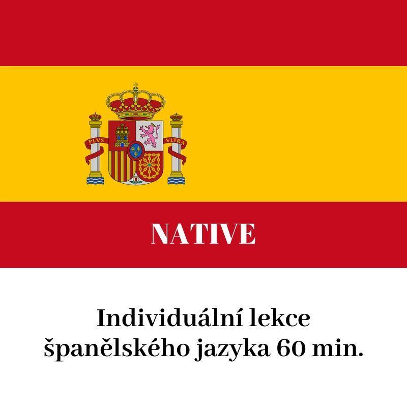 Individuální lekce španělského jazyka