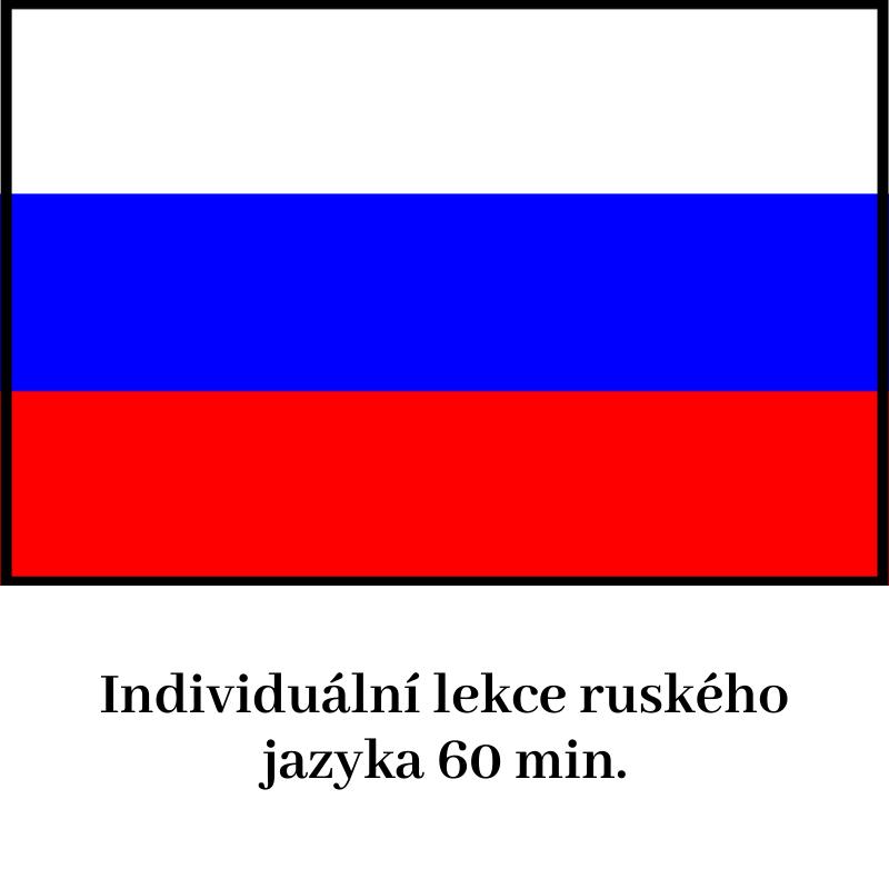 Individuální lekce ruského jazyka